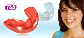 Трейнер ортодонтический Т4 А начальный (голубой)