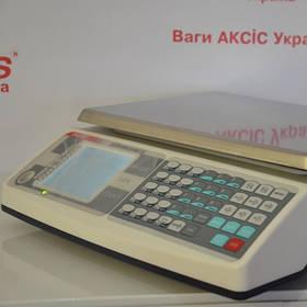 Весы счетные АХIS BDL1,5