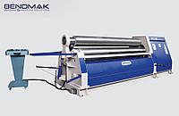 Мощные трехвалковые вальцы Bendmak CY3R-HHS 230-25/10.0