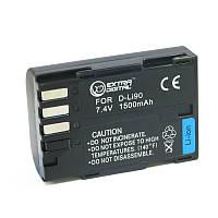 Аккумулятор для Pentax D-Li90, Li-ion, 1500 mAh (BDP2601)