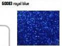 Термопленка с крупными блестками Siser MODA GLITTER 2 Royal Blue ( сисер мода глиттер 2 Королевский синий )