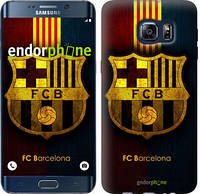 "Чехол на Samsung Galaxy S6 Edge Plus G928 Барселона 1 ""326u-189"""