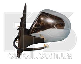Зеркало правое электро с обогревом хром 5pin Hover 2005-09