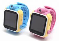 Детские часы с GPS-трекером Smart Baby Watch TW6