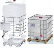Комплектующее для Еврокуба (ibc контейнер)