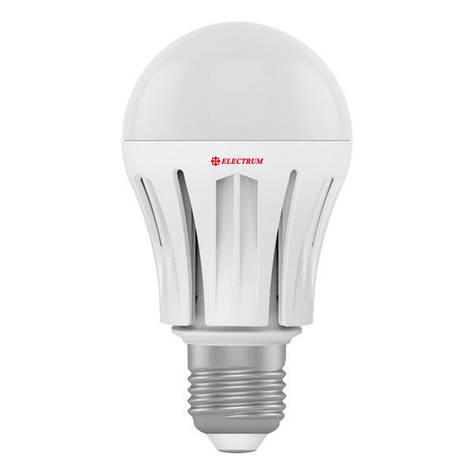 Светодиодная лампа A60 11W  E27 2700 AL LS-30, фото 2