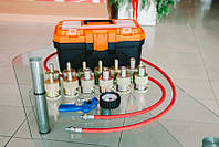 Оборудование для профилактики, восстановления и ремонта газомаслянных двухтрубных амортизаторов