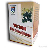 Пастообразный экстракт травы чистотела натуральный  30г ТМ Авиценна