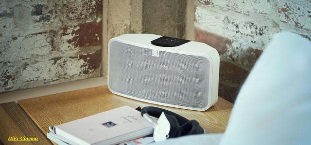 BlueSound PULSE MINI - Сетевой аудио проигрыватель со встроеными спикерами