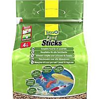Корм для прудовых рыб Tetra Pond Sticks 4л / 450гр (основное питание)