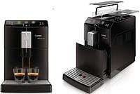 Удобная кофемашина Saeco Minuto HD 8760 б/у