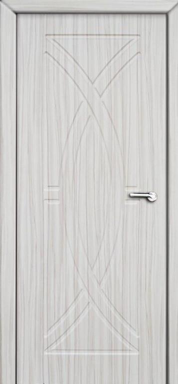 Двери Неман Фантазия береза белая ПГ