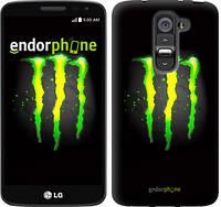 """Чехол на LG G2 mini D618 Monster energy """"821u-304"""""""
