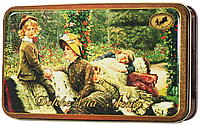 "Чай ""Dolche Vita"" Дольче Вита  Шкатулка ""Лето"" 75гр ж/б"