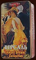 """Чай """"Dolche Vita"""" Дольче Вита  Книга """"Версаль"""", 100 г ж/б"""