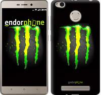 """Чехол на Xiaomi Redmi 3s Monster energy """"821c-357"""""""