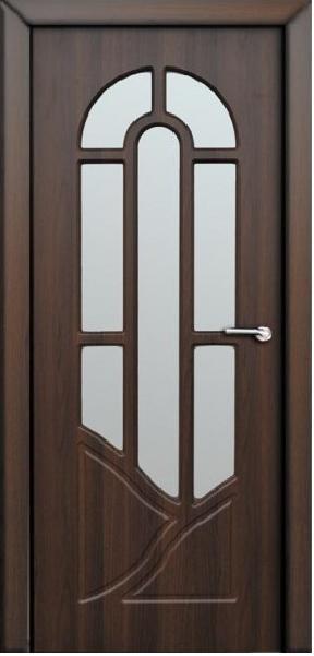 Двери Неман Аркадия орех шоколадный ПО