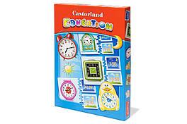Пазлы Castorland ОБУЧЕНИЕ (Е-067) Время