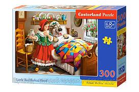Пазлы Castorland  300шт (030118) 40*29 Красная шапочка