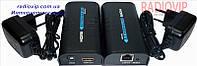 Устройство передачи HDMI по кабелю витая пара 100-120 м HD- EXN