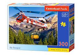 Пазлы Castorland  300шт (030125) 40*29 Воздушный транспорт