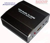Конвертор VGA в HDMI (VGA-HDmm)