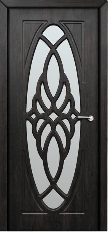 Двери Неман Орхидея тик ПО