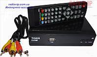 Тюнер цифровой Tiger T2 HD (DVB-T2)