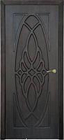 Двери Неман Орхидея тик ПГ