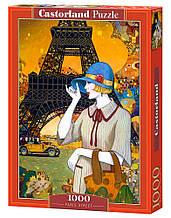 Пазлы 1000 элементов Castorland 103591 Париж