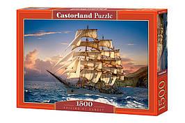 Пазлы Castorland 1500шт (151431) 68*47 см (Корабль)