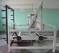 Ручной ткацкий станок напольный 964