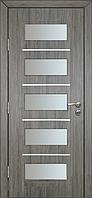 Двери межкомнатные Роксана ПО дуб английский (Неман)