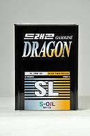 Полусинтетическое моторное масло DRAGON SL 10W-40