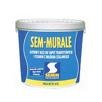 Клей  SEMIN SEM-MURALE 10кг Франция