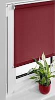 MS-17 цвет Амарант (39х160см) - рулонные шторы Vidella (Виделла) Fresh Mini