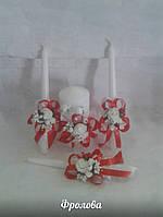 Свадебные свечи 32