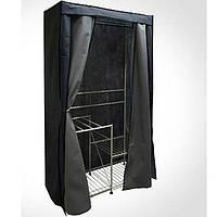 Шкаф тканевый с металлическими полками 1091, фото 1