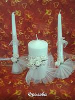 Свадебные свечи 34