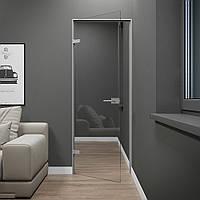 Стеклянные Двери Leon 100 Прозрачные