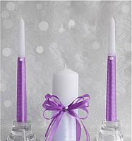 Свадебные свечи 35
