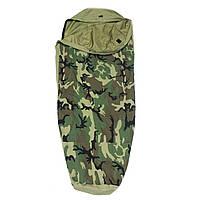 Внешний всепогодный спальный мешок Gore-Tex Bivy Camouflage Cover
