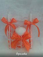 Свадебные свечи 41