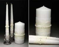 Свадебные свечи 42