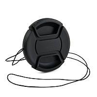Защитная крышка объектива Extradigital Lens Cap D58