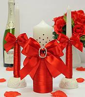 Свадебные свечи 44
