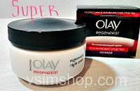 Антивозрастной регенерирующий ночной крем для лица Olay Regenerist 50 мл