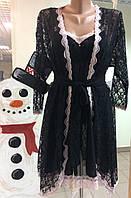 Соблазнительный женский халатик Ellen размер S, фото 1