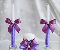 Свадебные свечи 47