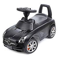 Детская машинка каталка, толокар Польша. Mercedes-Benz  SLS с автопокраской